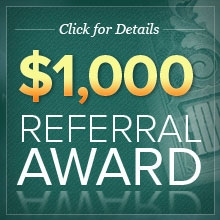 $1000 Referral Award