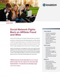 Social Network Fights Back on Affiliate Fraud and Wins preview