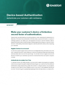 Device-Based Authentication preview