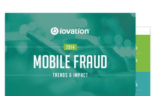 Mobile fraud report cover